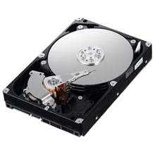 IDE and SATA hard drive recovery icon